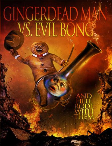 Ver Gingerdead Man Vs. Evil Bong (2013) Online