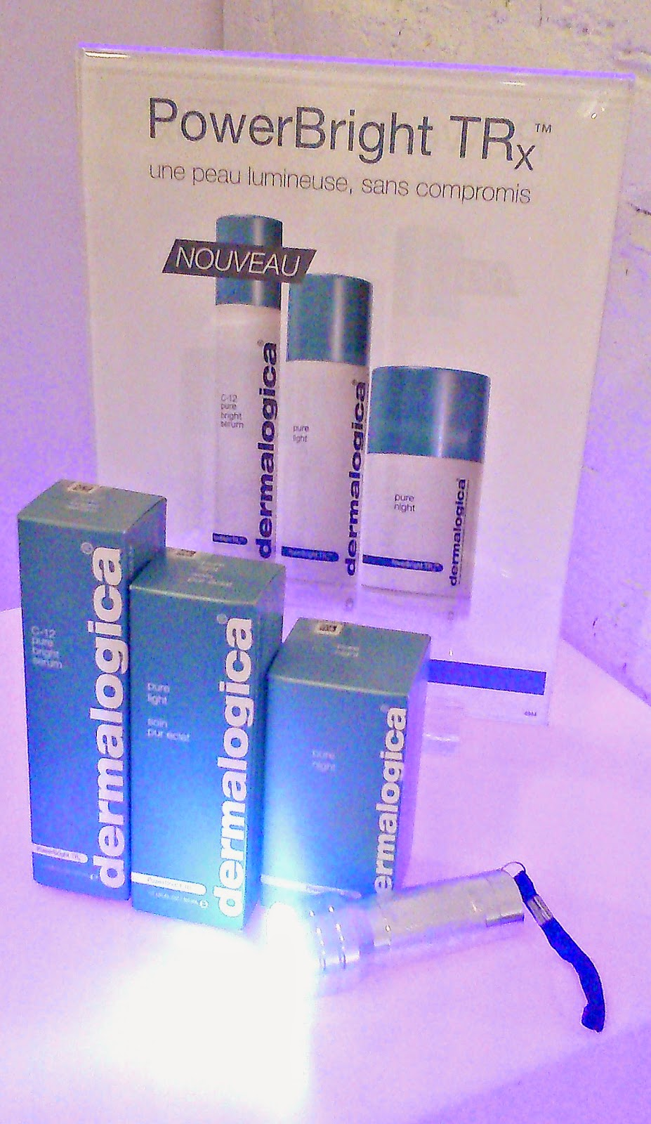 New Dermalogica Powerbright Trx Treatment Kit And Redness