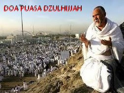 Niat Puasa Dzulhijjah, Tarwiyah dan Arafah