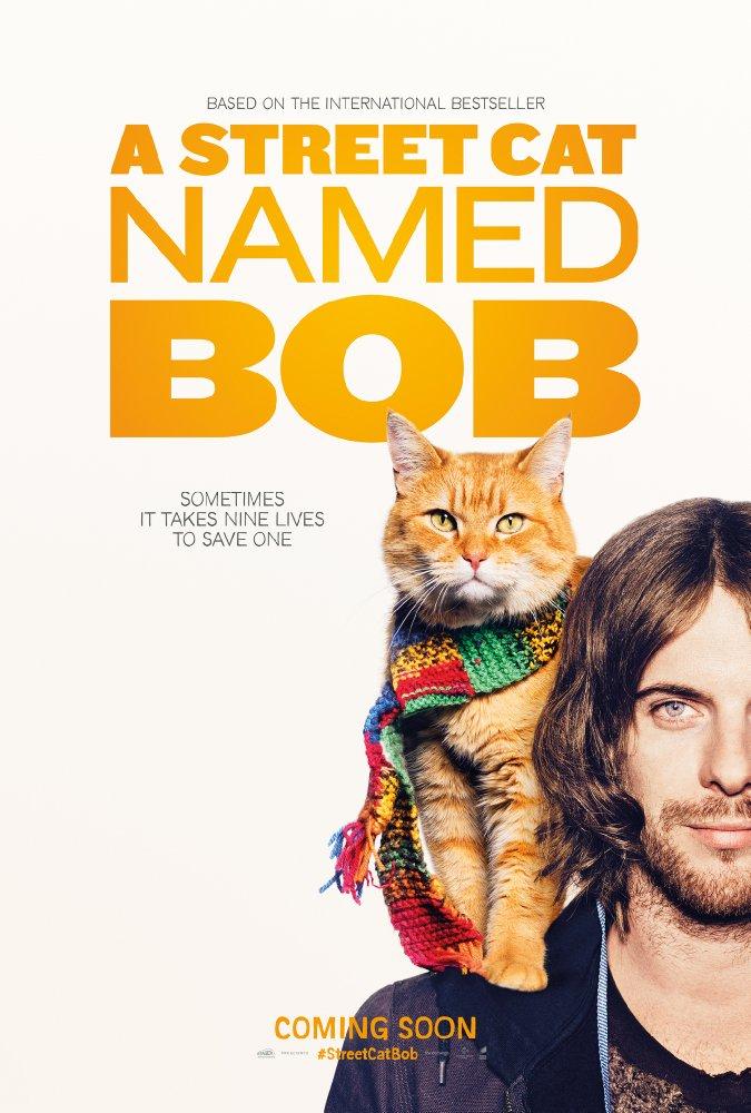 Xem Phim Chú Mèo Đường Phố Tên Bob 2016
