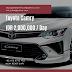 Rental Mobil Toyota Camry di Padang