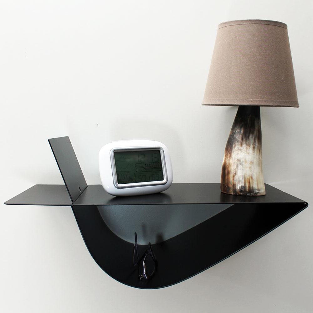 objectal objets design pour d coration d 39 int rieur des chevets suspendus au design pur. Black Bedroom Furniture Sets. Home Design Ideas