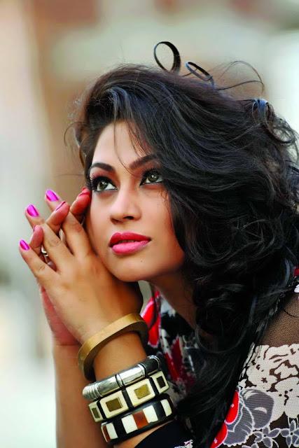 Sadika Parvin Popy Sexy Photo