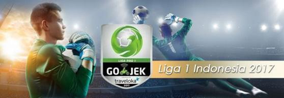 Live Streaming Liga 1 Indonesia Gojek Traveloka 2017 Hari Ini
