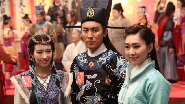Bao Thanh Thiên Tái Khởi Phong Vân