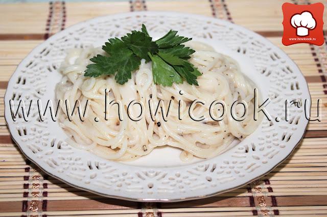 рецепты итальянской пасты