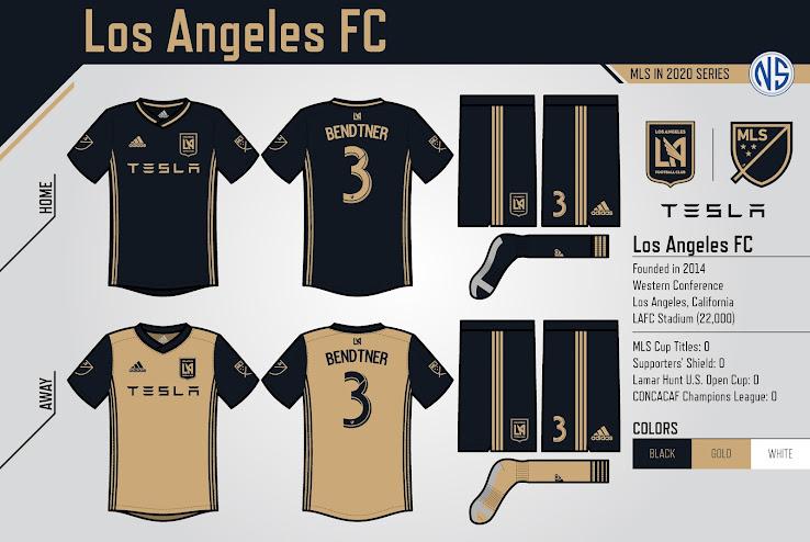 online store 4cd2b 42b53 Los Angeles FC MLS Concept Jerseys By Saathoff - Footy Headlines