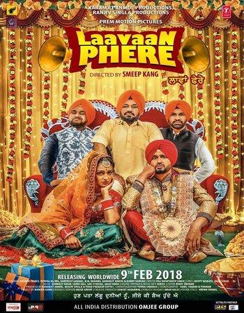 Laavaan Phere (2018) Punjabi 720p HDRip 1GB Download