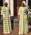 Photo Collection of Beautiful Sierra Leonean Long Gowns Fashion Styles for Women and Girls Pics