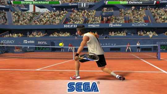 Game Olahraga Tenis Android Virtua Tennis Challenge Mod Apk