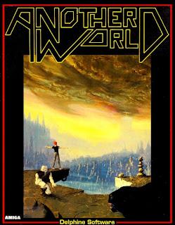 Portada Another World - Amiga