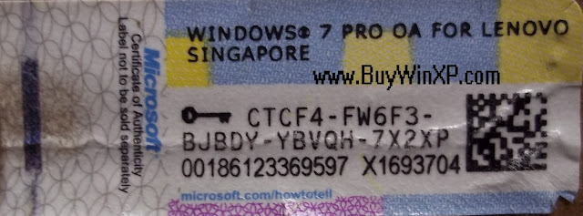 windows 7 product key 64 bit professional