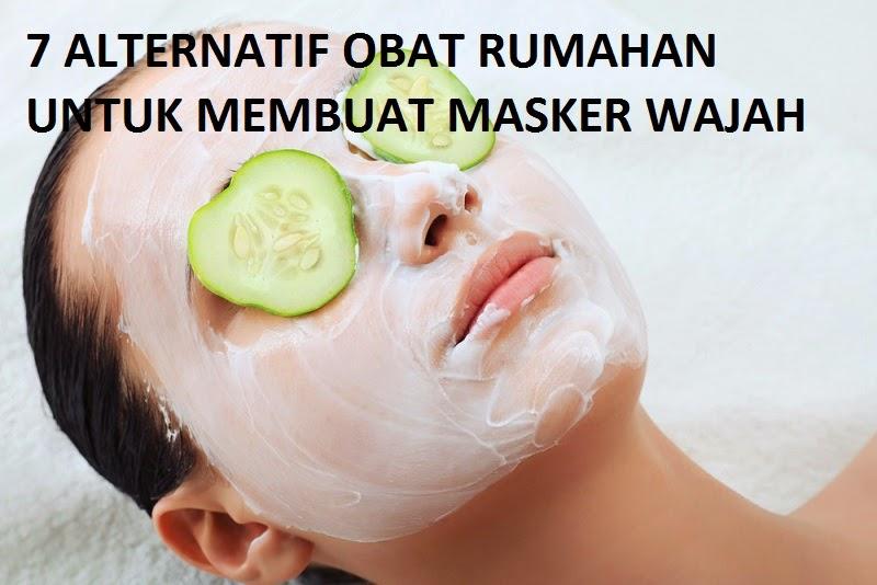 masker wajah untuk kulit sehat dan halus