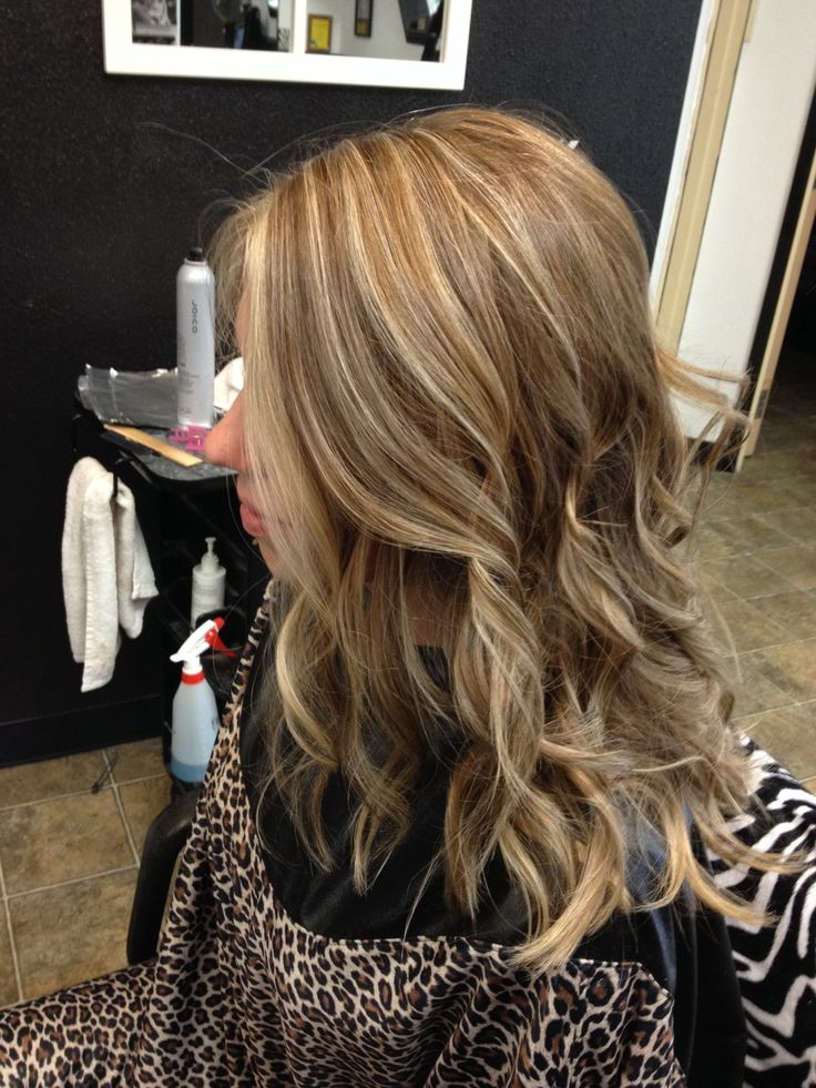 41 Pretty Chocolate Blonde Hair Color Shades Hairstylo