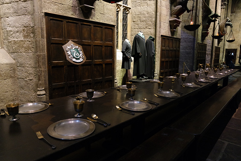 Harry Potter, London, Warner Bros studio tour, cinema studio, Hogwarts, magic world,