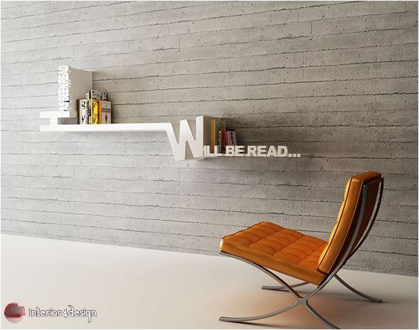 70 Best Bookshelf Designs 12