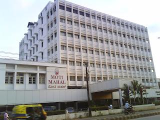 Moti Mahal Hotel on Falnir road mangaluru