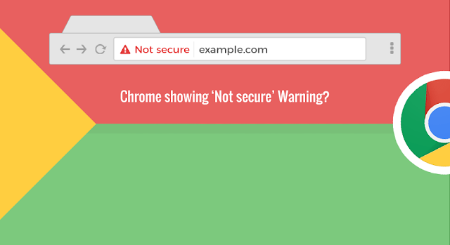 HTTP pages on Google Chrome to be shown as 'Not secure' on the Next version Update