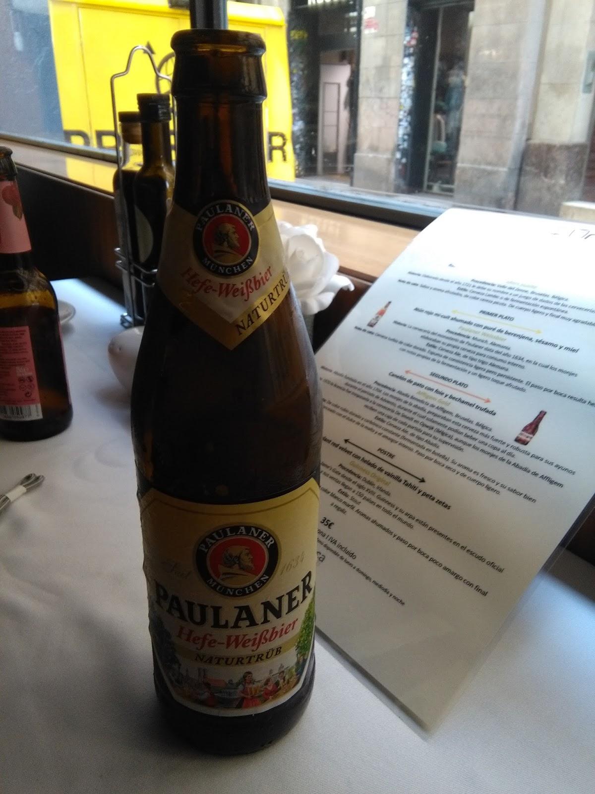 una cerveza relax escorts