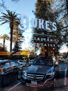 Duke's Spirited Cocktails, Healdsburtg, California