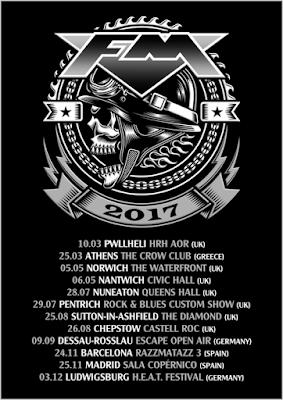 FM tour dates 2017