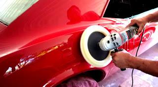 Keunikan Mesin Gerinda Untuk Menghaluskan Bodi Mobil