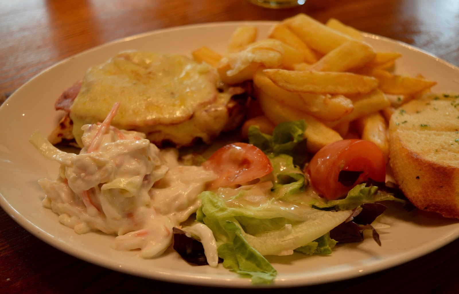 Derwent Crossing Brewers Fayre near intu Metrocentre | Play Area & Children's Menu Review - smothered bbq chicken main