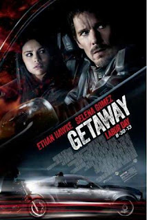 Getaway (2013) Hindi Dual Audio Movie 120Mb hevc BRRip