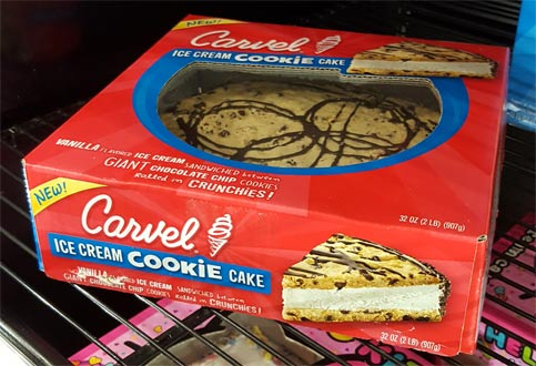 Carvel Ice Cream Cake Coup