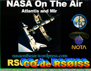 space station contact amsat SSTV ISS