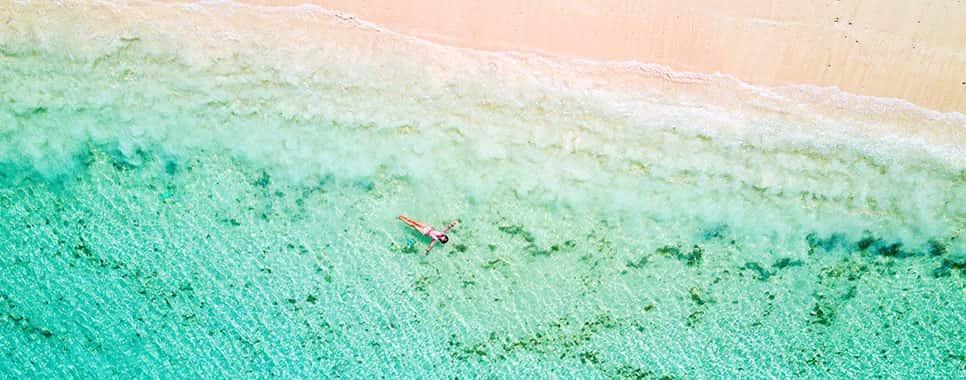 Travel Destination - Balesin Island, Polillo, Philippines