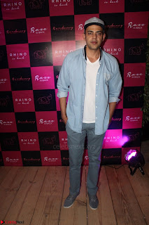 Bollywood Celebrities at Opening Launch Party Of Razzberry Rhiocers 003.JPG