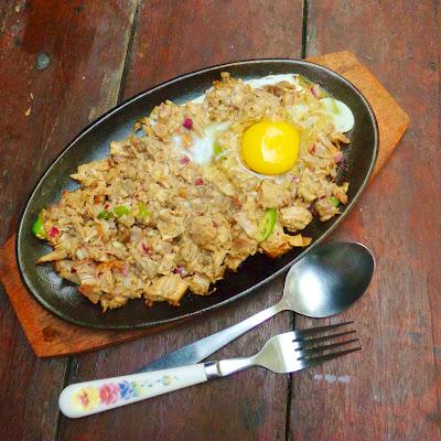 how to cook chicken sisig, filipino chicken recipe, lutong pinoy recipe, chicken sisig