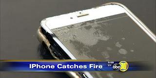 nổ iPhone 6 Plus