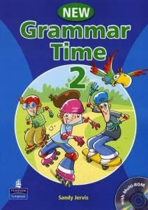 New Grammar Time 2 - Sandy Jervis
