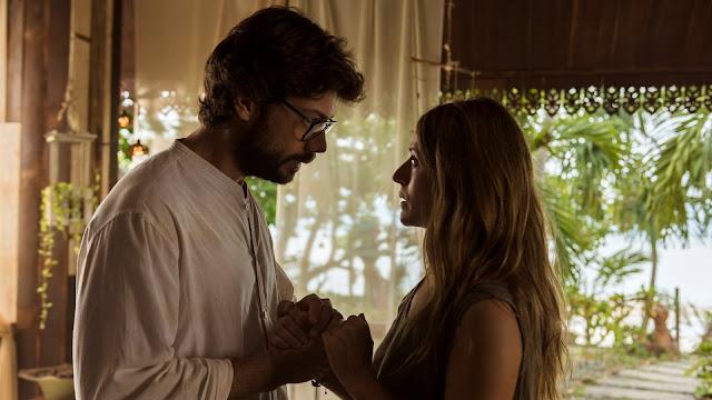 La Casa de Papel, 3ª Temporada, Netflix, Álvaro Morte