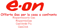 Tariffe gas E.ON Energia a confronto