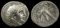 a photo of a coin from Tyre courtesty of ancientresource.com