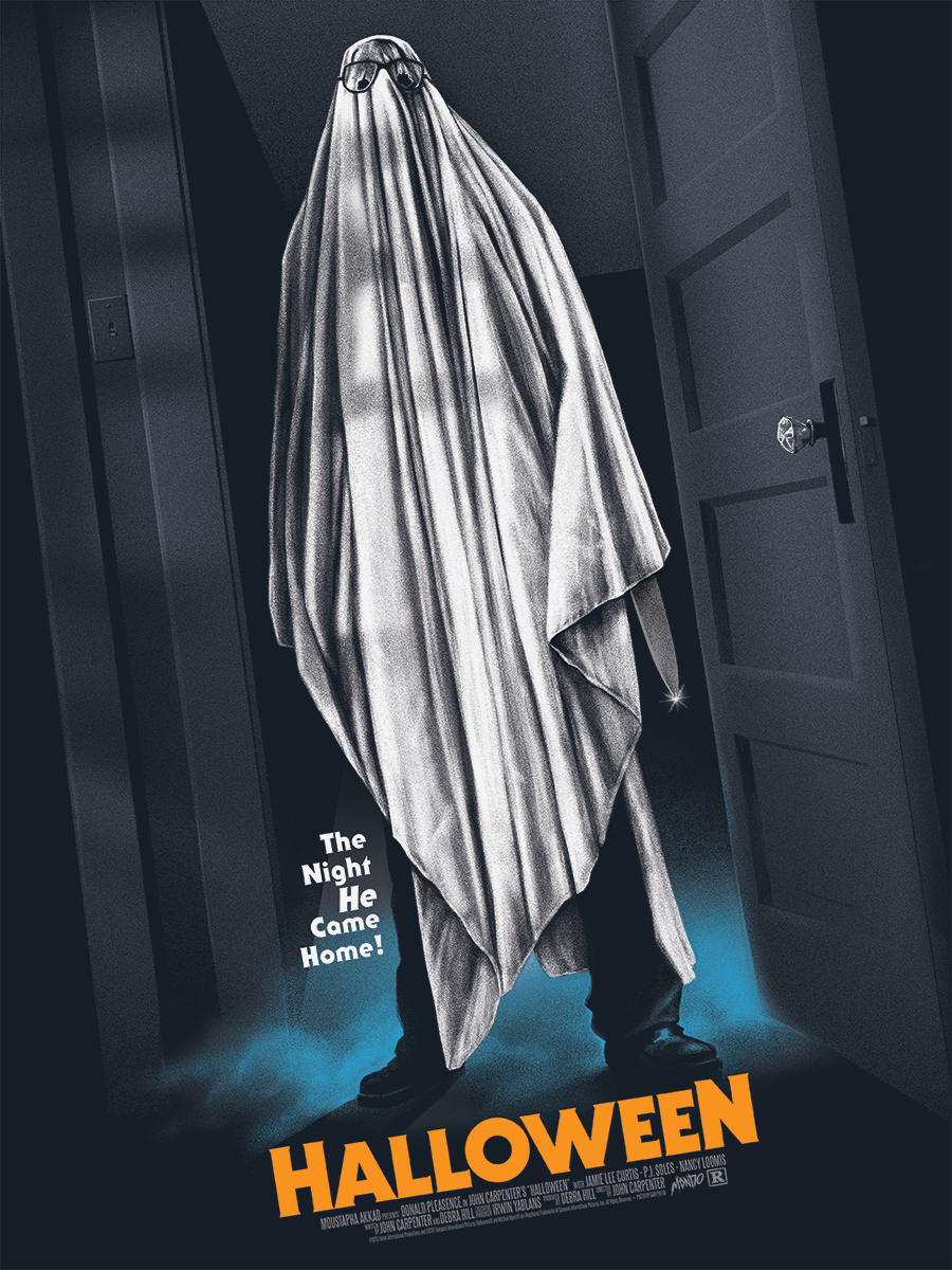 INSIDE THE ROCK POSTER FRAME BLOG: Gary Pullin Halloween Movie ...