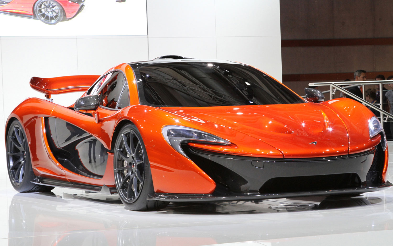 Cars Model 2013 2014: McLaren P1 Supercar First Look