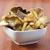 Oyster mushroom Crisps