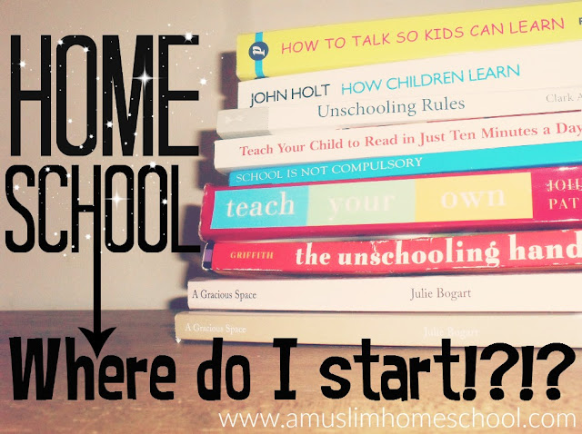 I want to home school but where do I start?