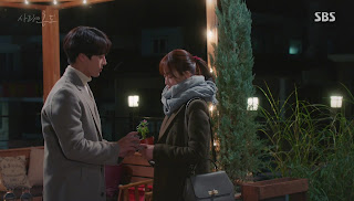 Sinopsis Temperature of Love Episode 33