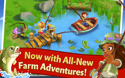 Download FarmVille 2: Country Escape Mod v5.8.1062 Apk (Unlimited Keys) Game Bangun Kebun Sendiri