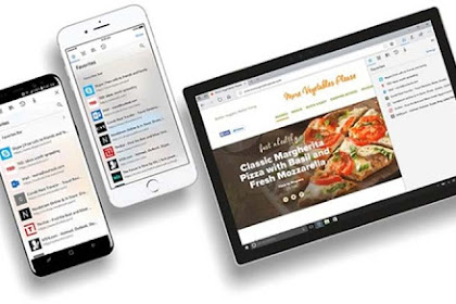 Browser Edge Windows 10 Yang Baru Dapat Mendukung Ekstensi Google Chrome