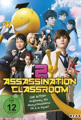 Film Assassination Classroom : The Graduation 2016