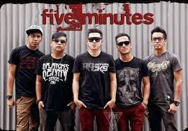 Download Kumpulan Lagu Five Minutes Full Album Mp3 Terbaru