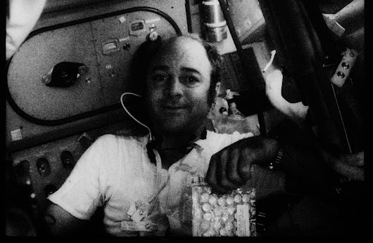 "Ron Evans' Apollo 17 ""Space Selfies"": The Greatest Hits"