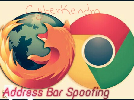 Address Bar Spoofing on Chrome and Firefox by Rafay Baloch