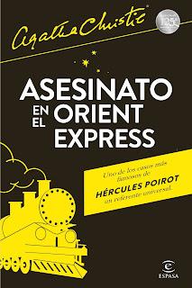 Reseña: Asesinato en el Orient Express, Agatha Christie